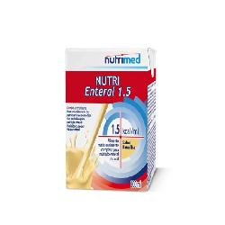 NUTRI Enteral 1.5 200ML - BAUNILHA
