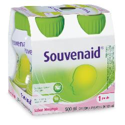 Souvenaid 125ML Clouster C/4 Danone