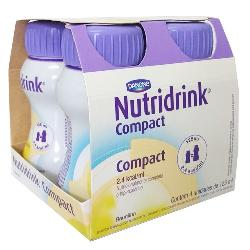 NUTRIDRINK COMPACT (125ML) - KIT C/04 UNIDADES